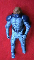 "DOCTOR WHO SONTARAN TROOPER 5"" high  SPARES OR REPAIRS / I WILL COMBINED POSTAGE"