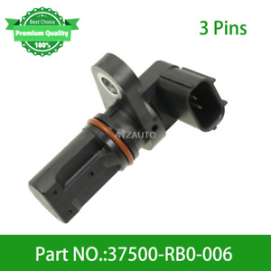 New Engine Crankshaft Position Sensor For Honda Fit 2009-2019 37500-RB0-006