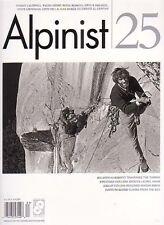 Mountaineering: Climbing, Alpinist Magazine #25 - Brand New, Unread