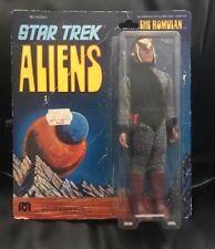 Vintage Star Trek 1975 Mego MOC Romulan 8 Inch RARE