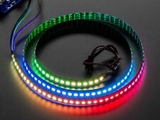 Adafruit neopixel digitale RGB Striscia LED 144 LED - 1 M nero [ADA1506]