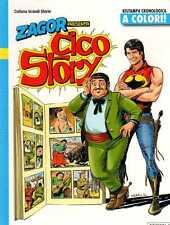 Zagor presenta Cico Story 1 Ristampa cronologica a Colori If del 6-7 2013