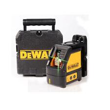Dewalt DW088CG 2 Way Self-Levelling Green Cross Line Laser Level