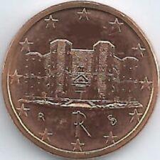 Italië  2007    1 cent      UNC uit de rol !!!