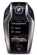 BMW OEM G11 G12 7 Series 2016+ Display Key Remote Retrofit 315 or 434 MHz NEW
