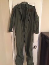 UK Royal Air Force Flying Suit Mk16B Size 8