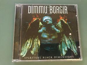 Dimmu Borgir - Spiritual Black Dimensions (1999) 27361 63492 6 NB 349-2