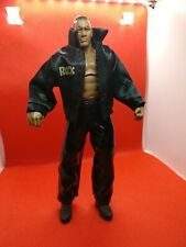 Mixed of 8 WWE Figures - The Rock, Steve Austin, Undertaker, Champ Belt Lot#2
