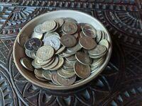 100FV in 90% Silver Quarters - 400 US Silver Coins Estate Lot - Survival Silver