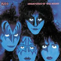 Kiss - Creatures Of The Night [CD]