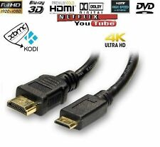 GC-FM1. GC-FM2. gc-wp10a. gs-td1bek mini HDMI per la connessione a TV HDTV 3D 1080p 4k
