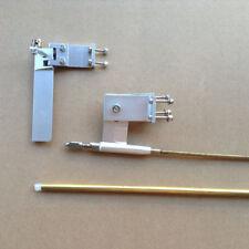 """95mm Rudder Adjustable Strut & 3/16"""" Cable Set for Nitro Electric RC Boat #1768"""