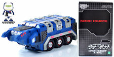 FANSPROJECT WB002 WARBOT ULTRA RARE STEELCORE TRAILER ONLY MISB