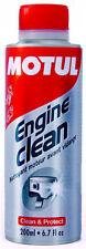 Aditivo Limpiador Interior Motor Motul Engine Clean Moto 200ml