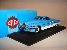 ZIS-112 long wheelbase (LWB) Coupe 1951 USSR limited edition DIP models  1:43