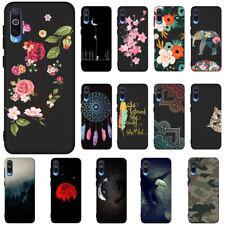 For Samsung A71 A51 A70S A50S A40 A30S A20E Slim Painted TPU Silicone Case Cover