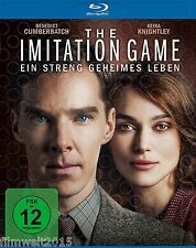 The Imitation Game - Ein streng geheimes Leben [Blu-ray](NEU/OVP) B. Cumberbatch