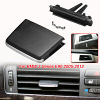 Black A/C Air Vent Outlet Tab Clip Repair Kit For BMW 3 Series E90 2005-2012