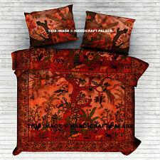 Tie-Die Queen/King Cotton Bed Quilt/Doona/Duvet Cover Set New Bohemian Set184