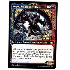 Aegar, the Freezing Flame - Showcase Multi-color Legendary Creature Uncommon KHM
