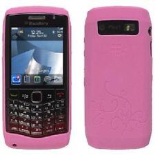 Genuine RIM (OEM) BlackBerry Pink Henna Skin Case For Blackberry Pearl 9100 9105