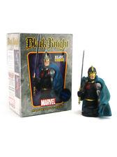 Bowen Designs Black Knight Mini Bust Blue Cape 533/1500 Marvel Sample New In Box