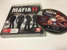 Mafia II 2 PS3 Playstation 3