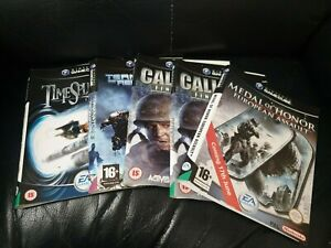 5x Nintendo Gamecube Promo Sleeves, All £4.99 Each With Free Postage