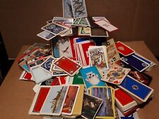 HUGE 5kgs OF ASSORTED VINTAGE PLAYING CARDS #2