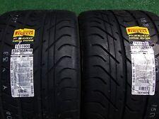 Pair TWO Pirelli P ZERO Corsa 335/30ZR18 335/30R18 TIRES LP640 Murcielago Viper