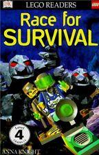 Rock Raiders Lego Race for Survival Marie Birkinshaw level 4 grades 2-4 unread
