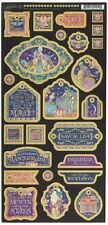 Graphic 45 Midnight Masquerade Die Cut Chipboard Tags One 4501552 2017