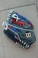 "GORGEOUS Wilson A2000 Pro-Stock A2002 SC-1796 Baseball Glove 11 1/4"" *NEW LACES*"