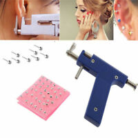 Professional Piercing Gun Steel Ear Nose Navel Body Piercing Body JewelryToWTUS