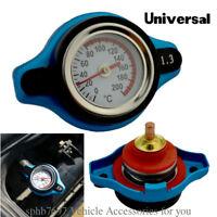 Thermost Radiator Cap Water Pressure Rating Temperature Temp Gauge 1.3 Bar