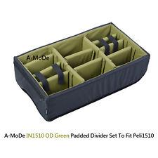 Padded Divider Lid Organizer Fits Pelican1510 IM2500 HPRC2550W peli OD (NoCase)