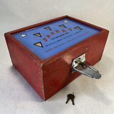 Sparky 5 Card Stud Trade Stimulator Slot Machine Arcade Bar Speak Easy Game