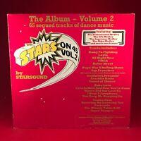 STAR SOUND Stars On 45 - The Album Volume 2 1981 UK vinyl LP EXCELLENT CONDITION