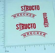 Structo Livestock Trucking Sticker Set           ST-037