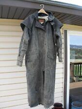 Corral West Outback Ranchwear Duster Cowboy Western Jacket Coat Slickeri