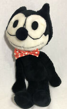 1982 Felix The Cat 16� Plush Stuffed Animal Doll Toy Collectible - Vintage