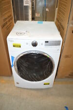 """Whirlpool Wed92Hefw 27"""" White Front-Load Electric Dryer Nob #26629"""