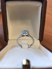 Hearts on Fire Transcend Dream Platinum Diamond Engagement ring