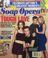 REBECCA HERBST JENNIFER SKY JONATHAN JACKSON October 28 1997 SOAP OPERA Magazine