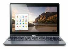 "Acer Chromebook C720-2103 11.6"" 16GB Intel Celeron, 1.40GHz, 2GB Notebook Gray"