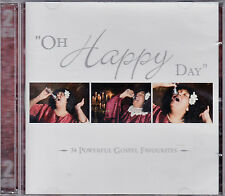 2 CD 34T GOSPEL WINANS/HAWKINS/WITNESS/CHICAGO MASS CHOIR.....NEUF SCELLE 2012