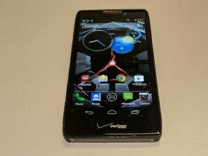 Motorola Droid Razr HD XT926 16GB Black 4G LTE Verizon Wireless Smartphone