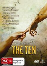 The Ten - Paul Rudd, Winona Ryder, Jessica Alba (DVD, Comedy, 2008) BRAND NEW!