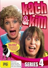 KATH & KIM : Series 4. AS NEW CONDITION. (DVD, 2007, 2-Disc Set)