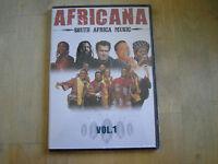 dvd africana south africa music volume 1